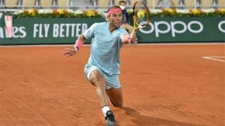 Nadal nối gót Thiem vào vòng bốn Roland Garros 2020