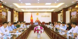 Hội nghị trực tuyến toàn quốc về phòng chống dịch Covid-19