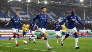Hạ Brighton 4-1, Everton chiếm giữ ngôi đầu bảng Ngoại hạng Anh