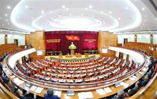 Ngày làm việc thứ nhất Hội nghị thứ 13 Ban Chấp hành Trung ương Đảng khóa XII