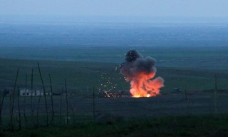 Nga, Pháp và Mỹ ra tuyên bố chung kêu gọi ngừng bắn ở Nagorno - Karabakh