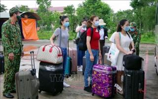 Chiều 6-10-2020, Việt Nam có thêm 1 ca mắc mới COVID-19, được cách ly ngay khi nhập cảnh