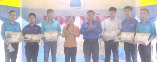 Họp mặt kỷ niệm Ngày truyền thống Hội Liên hiệp thanh niên Việt Nam