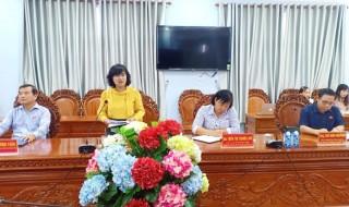 Đại biểu Quốc hội tiếp xúc cử tri Bộ Chỉ huy Bộ đội Biên phòng tỉnh