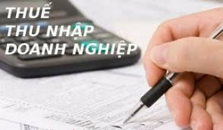 Hướng dẫn thực hiện giảm thuế thu nhập doanh nghiệp năm 2020