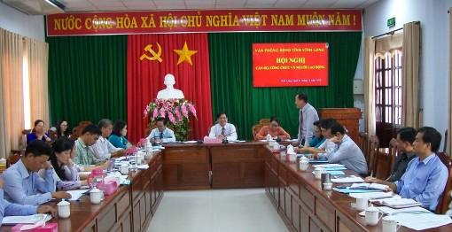 Quy định mới về thành lập Văn phòng Đoàn đại biểu Quốc hội và HĐND cấp tỉnh