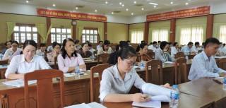 Châu Thành sơ kết tình hình thực hiện Nghị quyết 9 tháng đầu năm 2020