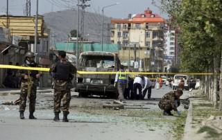 Liên tiếp các vụ đánh bom ở Afghanistan làm hàng chục người thương vong