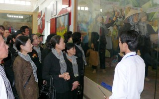 Từ ngày 12-10-2020 Di tích Quốc gia đặc biệt Đồng Khởi Bến Tre đón khách tham quan trở lại