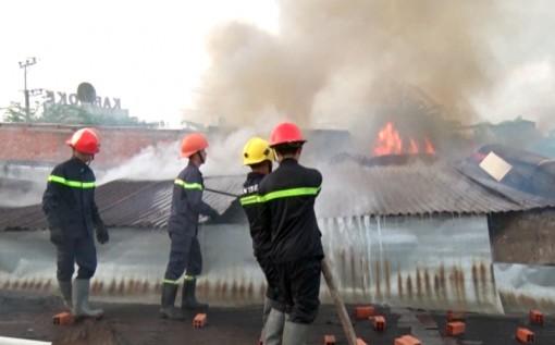 Không chủ quan với tai nạn cháy