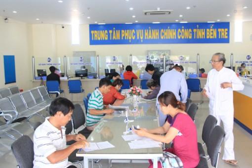Trung tâm Phục vụ hành chính công giải quyết hơn 59 ngàn hồ sơ