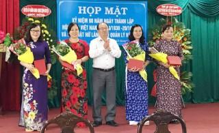 Bình Đại họp mặt kỷ niệm 90 năm Ngày thành lập Hội Liên hiệp Phụ nữ Việt Nam