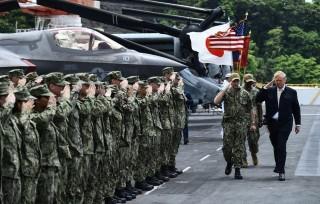 Nhật Bản, Mỹ khởi động đàm phán về chi phí đồn trú của lực lượng Mỹ