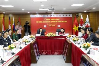 Hội nghị các nhà lãnh đạo Hội Chữ thập đỏ và Trăng lưỡi liềm đỏ khu vực Đông Nam Á
