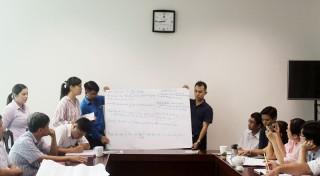 Chi bộ Tỉnh Đoàn triển khai Nghị quyết Đại hội đại biểu Đảng bộ Khối Cơ quan - Doanh nghiệp tỉnh