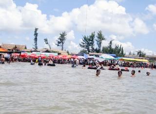 Thạnh Phú đẩy mạnh phát triển bền vững kinh tế biển