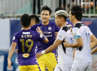 HAGL thảm bại trên sân nhà, Nam Định sáng cửa trụ hạng