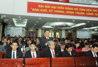 Khí thế thành công Đại hội XI Đảng bộ tỉnh lan tỏa sâu rộng đến người dân