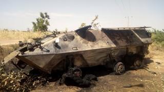 Phiến quân tấn công căn cứ quân đội Nigeria làm 14 binh sỹ thiệt mạng