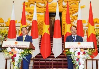 Thủ tướng Nhật Bản: Việt Nam đóng vai trò trọng yếu và là địa điểm thích hợp nhất