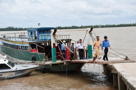 Nhiều công trình chưa đảm bảo an toàn giao thông thủy nội địa