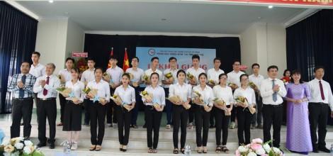 Phân hiệu Đại học Quốc gia TP. Hồ Chí Minh khai giảng năm học 2020-2021