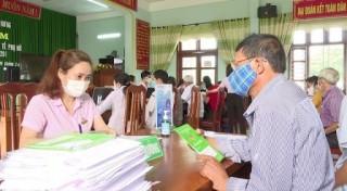 Sửa quy định về hồ sơ, thủ tục hỗ trợ người dân gặp khó khăn do COVID-19