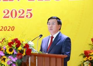 Khai mạc Đại hội đại biểu Đảng bộ Khối Doanh nghiệp Trung ương lần III