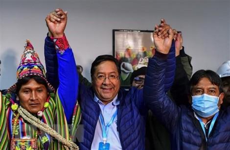 Bầu cử Bolvia: Ứng cử viên Carlos Mesa thừa nhận chiến thắng của MAS
