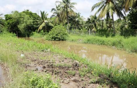 Hoàn thành nạo vét kênh Thương Phế Binh và kênh Ba Lai