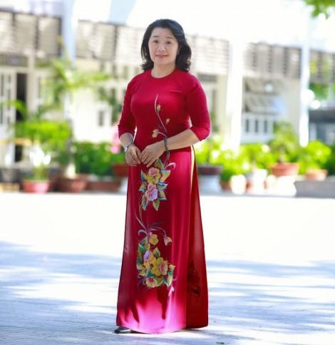 Cô Phạm Thị Thúy Hằng: Cán bộ Công đoàn tiêu biểu