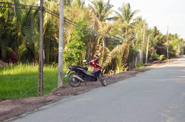 Nâng cao cảnh giác với tội phạm trộm cắp xe mô tô