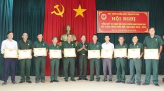 Tổng kết 5 năm Hội Cựu chiến binh tỉnh tham gia xây dựng nông thôn mới