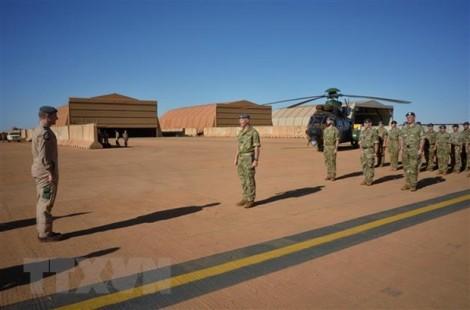 Anh chính thức thông báo rút khỏi sứ mệnh quân sự của EU