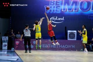 Vùi dập Nha Trang Dolphins, Saigon Heat tìm lại niềm vui chiến thắng