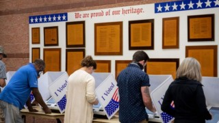 Hơn 47 triệu cử tri Mỹ đã đi bỏ phiếu