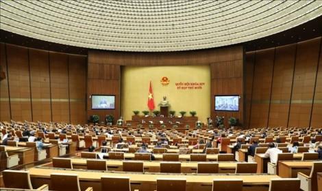 Thông cáo báo chí số 3 Kỳ họp thứ 10, Quốc hội khóa XIV
