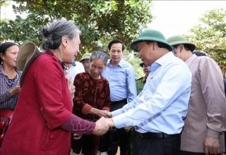 Tạm cấp 500 tỷ đồng hỗ trợ khẩn cấp các tỉnh miền Trung