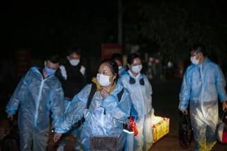 Việt Nam có thêm 12 ca mắc COVID-19 mới trong chiều 24-10-2020, đều là ca nhập cảnh