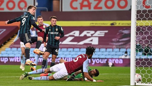 Villa kết thúc mạch 4 trận toàn thắng