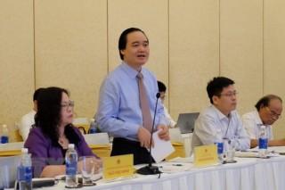 Bộ trưởng Phùng Xuân Nhạ giải trình các vấn đề liên quan đến sách giáo khoa lớp 1
