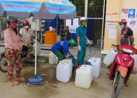 Mỏ Cày Nam: Phòng chống hạn mặn, đảm bảo nước ngọt cho người dân