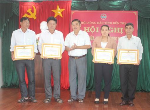 Hội Nông dân tỉnh Sơ kết giữa nhiệm kỳ