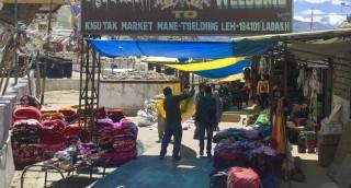 Căng thẳng Trung-Ấn đóng băng hoạt động kinh doanh tại biên giới 'Con đường Tơ lụa'