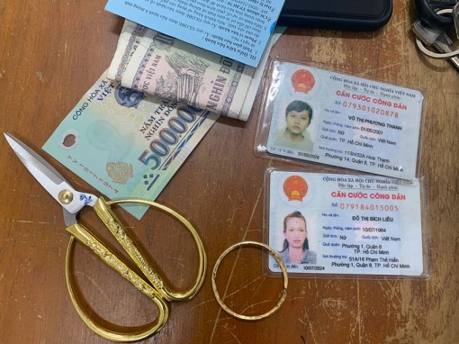 Cảnh giác với thủ đoạn trộm cắp tài sản trong trường học