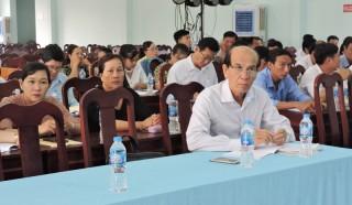 Hội thảo về thực trạng, giải pháp thực hiện tiêu chí 17 trong xây dựng nông thôn mới