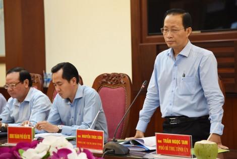 Tập đoàn Sao Mai nghiên cứu đầu tư các dự án trên địa bàn tỉnh