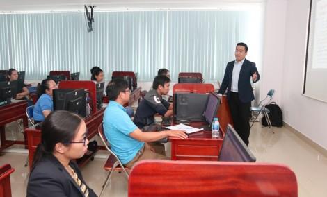 Tập huấn về xây dựng hệ thống kinh doanh online
