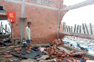 Tăng cường công tác phòng chống mưa, bão trên địa bàn tỉnh