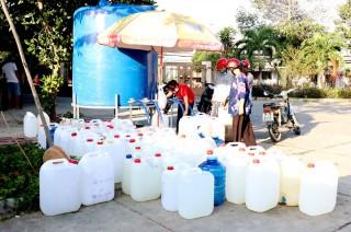Về xây dựng Nhà máy nước Sông Tiền 1 và tuyến ống nước liên tỉnh